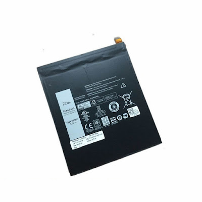 21wh K81RP Batterij Dell Venue 8 7840 WIFI 16GB venue 8 7000(7840) 5PD40
