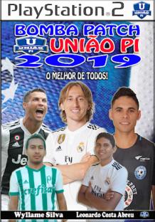 BOMBA PATCH 2019 UNIÃO PI PS2 Torrent