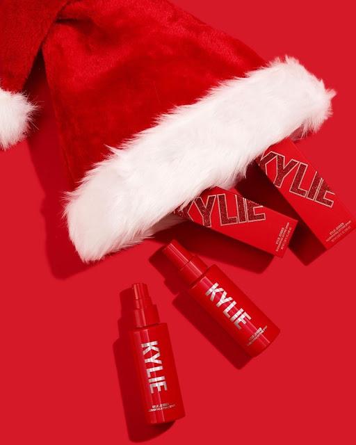 bruma iluminadora coleção holiday kylie