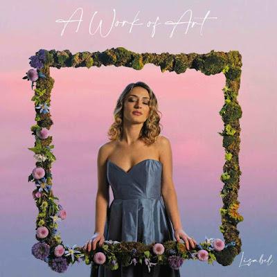 """Lisabel présente """"A Work Of Art"""", un premier album R&B très Jazzy  et séduisant"""