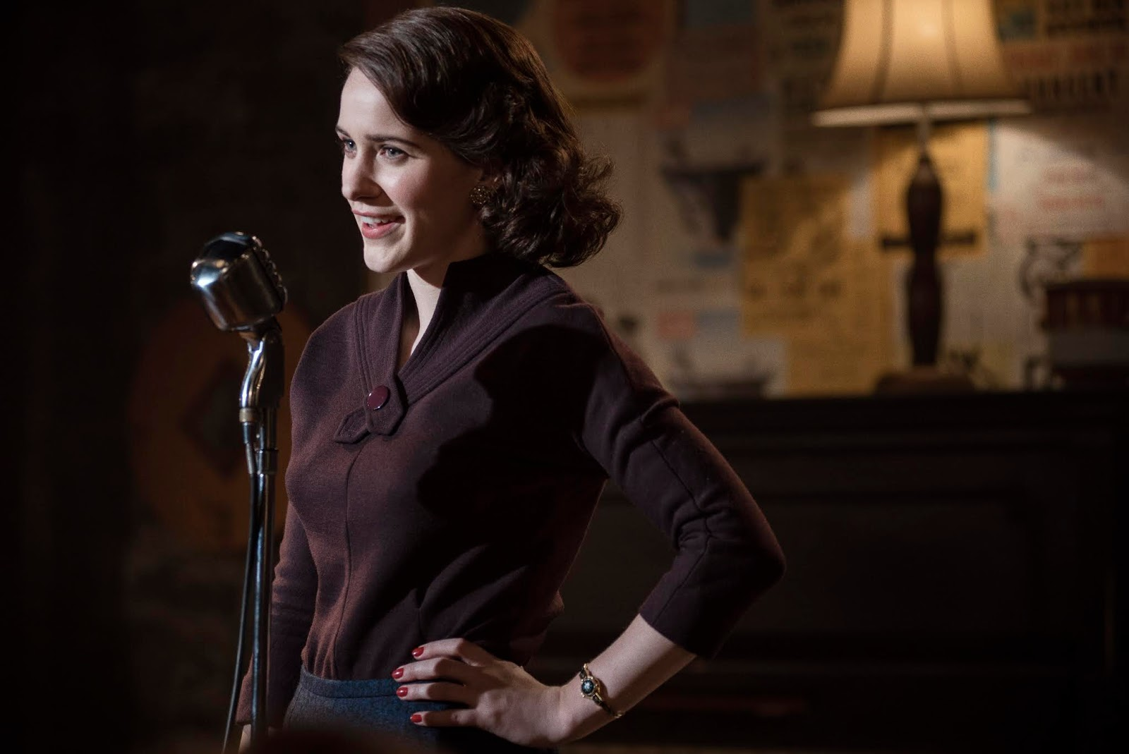 The Marvelous Mrs. Maisel na amazon prime video