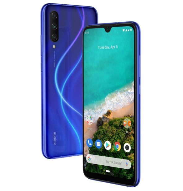 2019 latest Xiomi Gadget Mi A3 Preview With Feature & Retail box