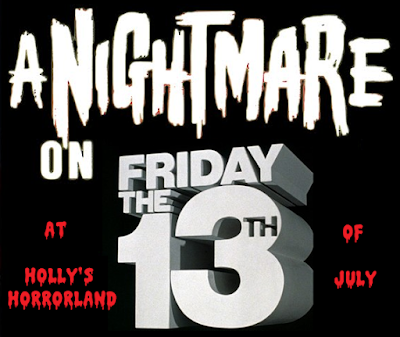 Join Holly's Horrorland Birthday Party