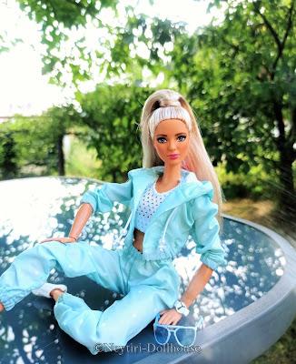 Barbie doll Puma 2019 MtM Made to Move