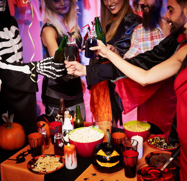 How To Have The ULTIMATE Halloween Night In