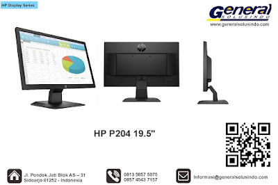 HP P204 19.5