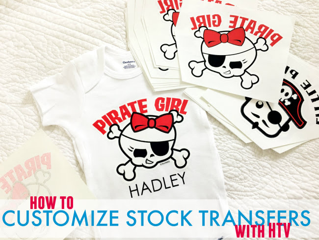 cabe3ba40 How to Customize Stock Transfers with Heat Transfer Vinyl and Silhouette