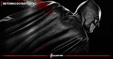 BATMAN | Retorno de Ben Affleck pode estar sendo planejado pela AT&T e WarnerMedia