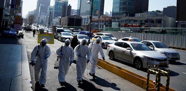 Makin Terkontrol, Jumlah Kasus Baru Corona Di Korea Selatan Mulai Menurun