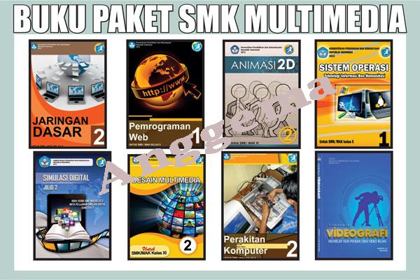 Download Gratis Buku paket SMK Multimedia Kurikulum 2013