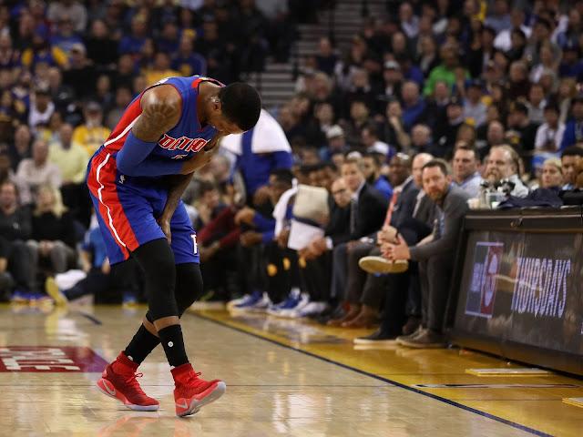 KCP blessé à l'épaule | PistonsFR, actualité des Detroit Pistons en France