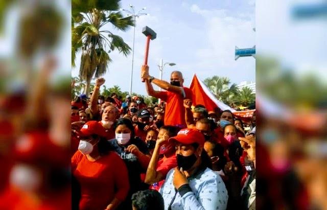 La irresponsabilidad de un dirigente político convierte en Venezuela a la ciudad de Puerto La Cruz en una bomba de tiempo sanitaria