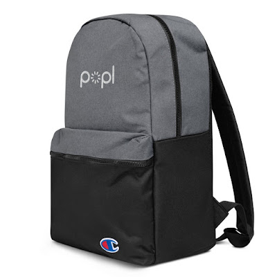 Popl x Champion Backpack