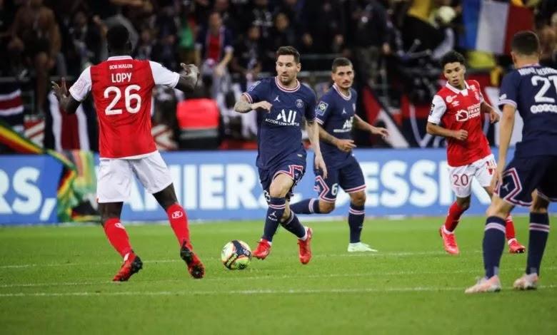 موعد مباراة باريس سان جيرمان وكليرمونت في الدوري الفرنسي