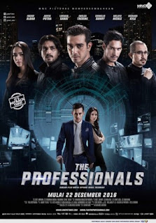 Sinopsis The Professionals (2016)