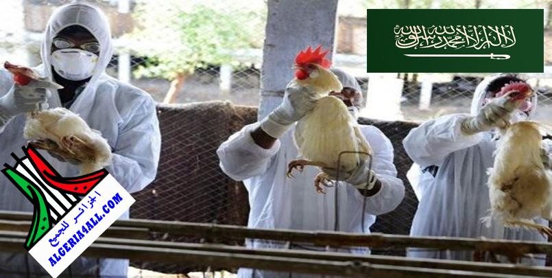 وزارة البيئة السعودية إنفلونزا الطيور
