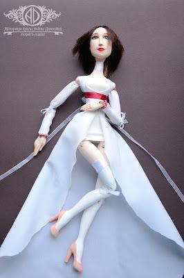 ADdoll_Anna_Max_8. Анна и Макс. Портретные куклы-болтушки.