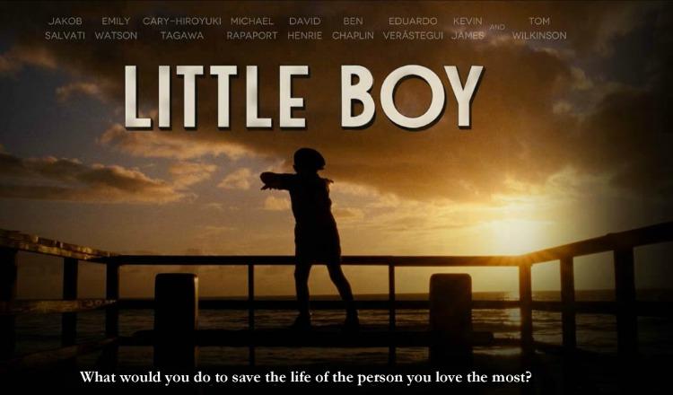 A Vintage Nerd, Vintage Blog, Period Films, Little Boy