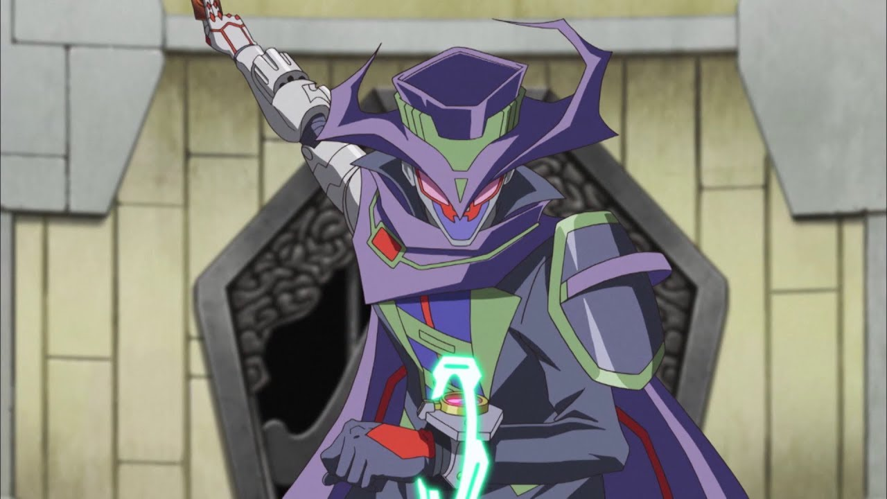 personagem de yugioh vrains