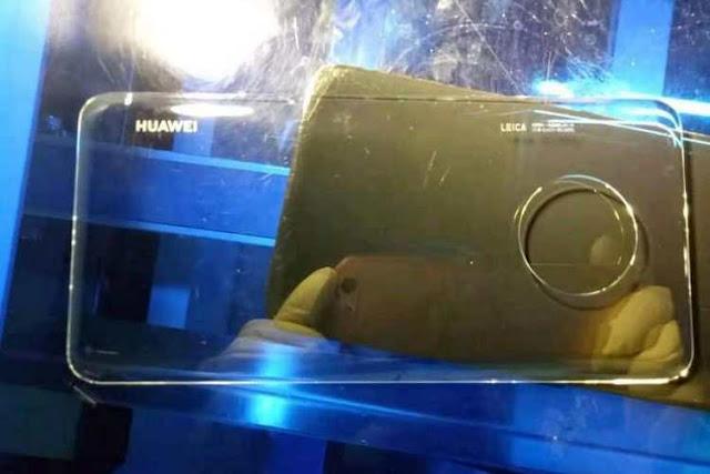تسريب كفر هاتف Huawei Mate 30 يكشف عن شكل الكاميرا القادم