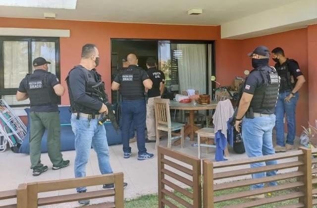 Draco cumpre mandado de líder de organização criminosa gaúcha