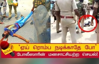 One person dead in fresh violence at thoothukudi