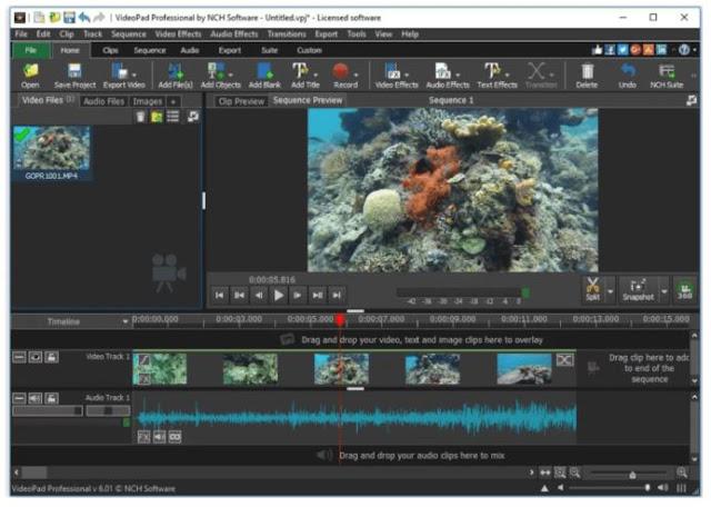 Video Editor: 10 Software Mengedit Video Percuma