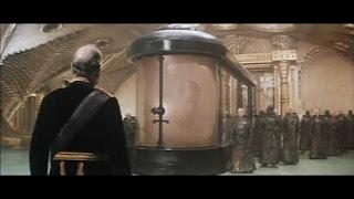 El Emperador de la Saga de Dune depende de los Navegantes de la Cofradía Espacial