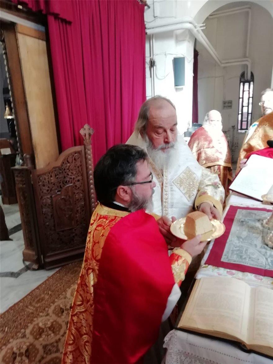 Κατέληξε ιεράς από την Καβάλα με κορονοϊό