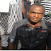 """""""I Was Sent By God"""" -- Man Causes Uproar As He Sits On Monarch's Throne In Benue"""
