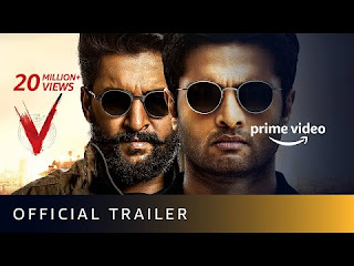 V Movie Download Hindi Dubbed Leaked Tamilrokers 2020