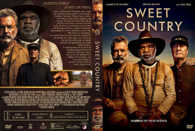 Sweet Country DVD Cover