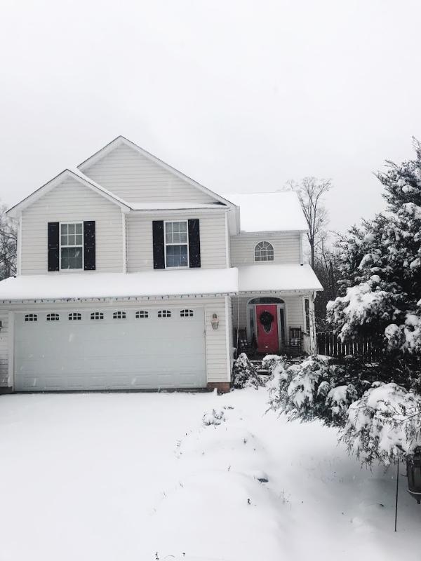 snow days, snow day traditions, north carolina blogger, mom life, mom blogger, winter style