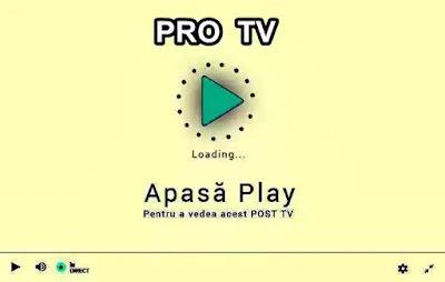 pro tv online live fara sa instalezi nimic pe telefon laptop pc