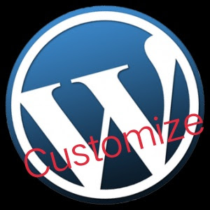 All affiliate site, How to customize wordpress site