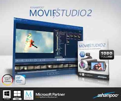 Free Ashampoo Movie Studio 2 Full Version