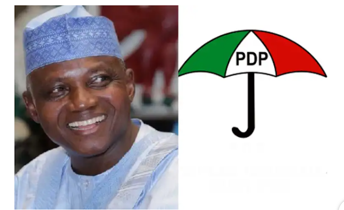 Presidency warns PDP to forget about 2023
