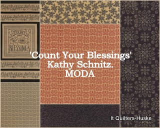 'Count Your Blessings'-Kathy Schmitz.