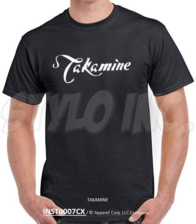 INST0007CX TAKAMINE