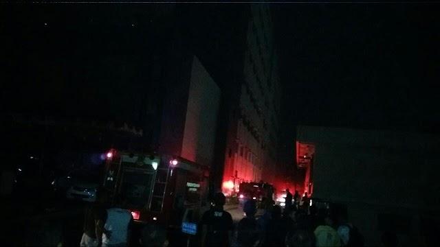 RSUD Kota Tangerang Kebakaran, Semua Pasien Dievakuasi