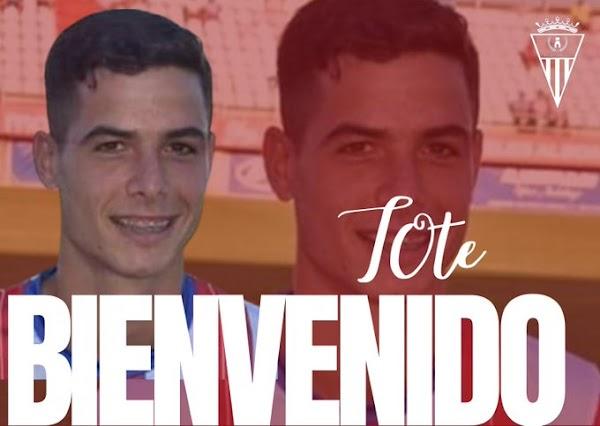 Oficial: Algeciras CF, regresa Tote