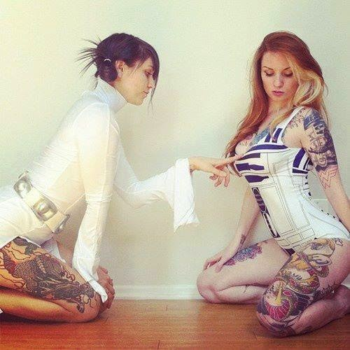 collection of amazing female tattoo picture