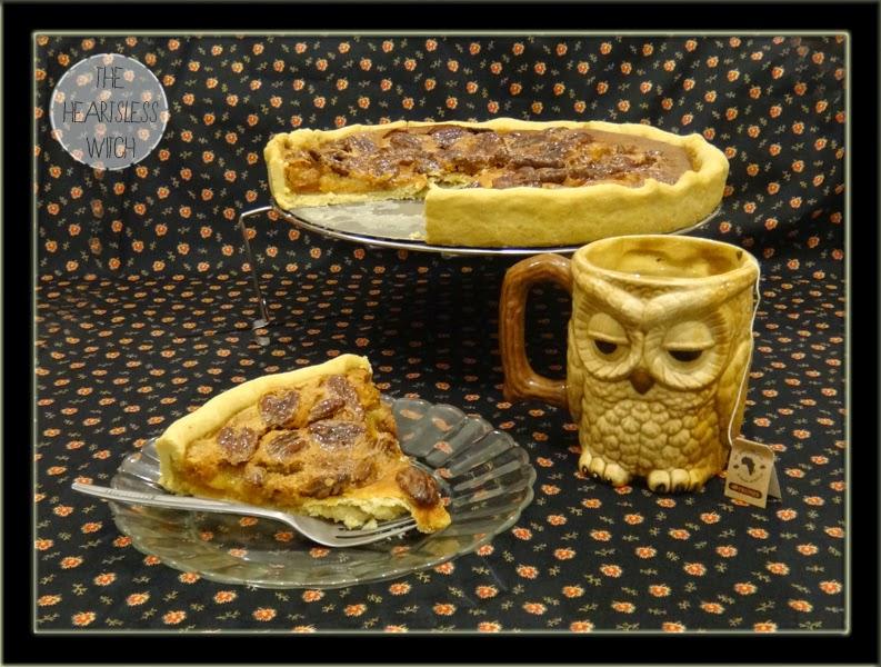 the heartsless witch pecan pie recette de true blood. Black Bedroom Furniture Sets. Home Design Ideas