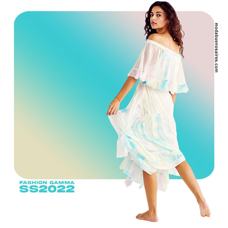 colores de moda 2022 moda ropa de mujer colores