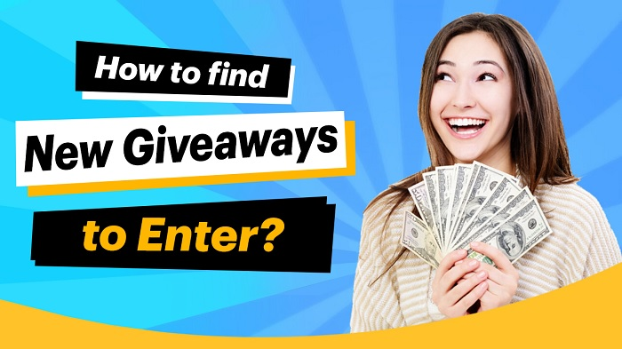 How to find 2020 Giveaways list and get alert about coming soon free contest?