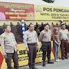 Jelang Akhir Tahun 2019, Para Perwira Polres Palopo Jadi Pengendali Setiap Pos