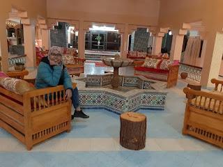 Travelog Morocco Road Trip to Merzouga Desert, Morocco Tinghir