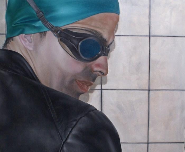 Современный португальский художник. F Rodrigues