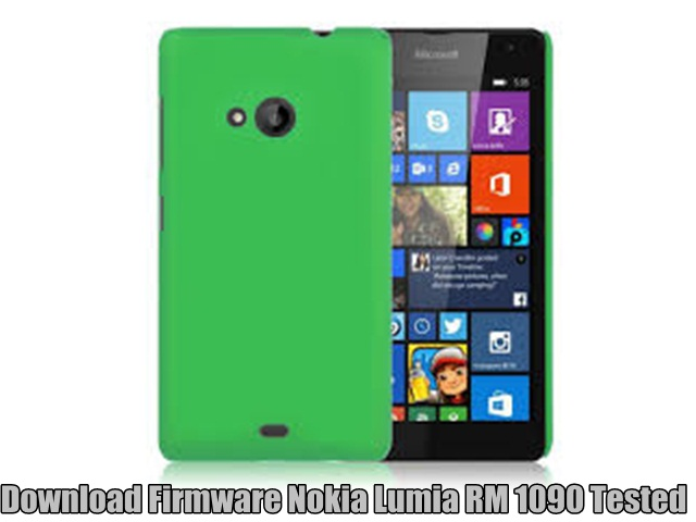Download Firmware Nokia Lumia RM 1090 Tested