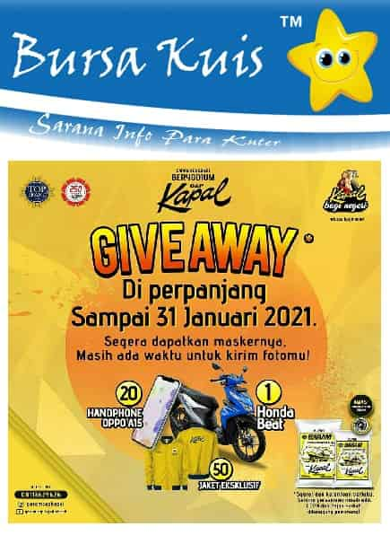 Kuis Give Away Terbaru Berhadiah Motor Honda Beat